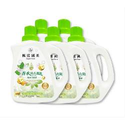 極度純柔香水洗衣凝露-琥珀白廣藿2000mlx6瓶/箱x2