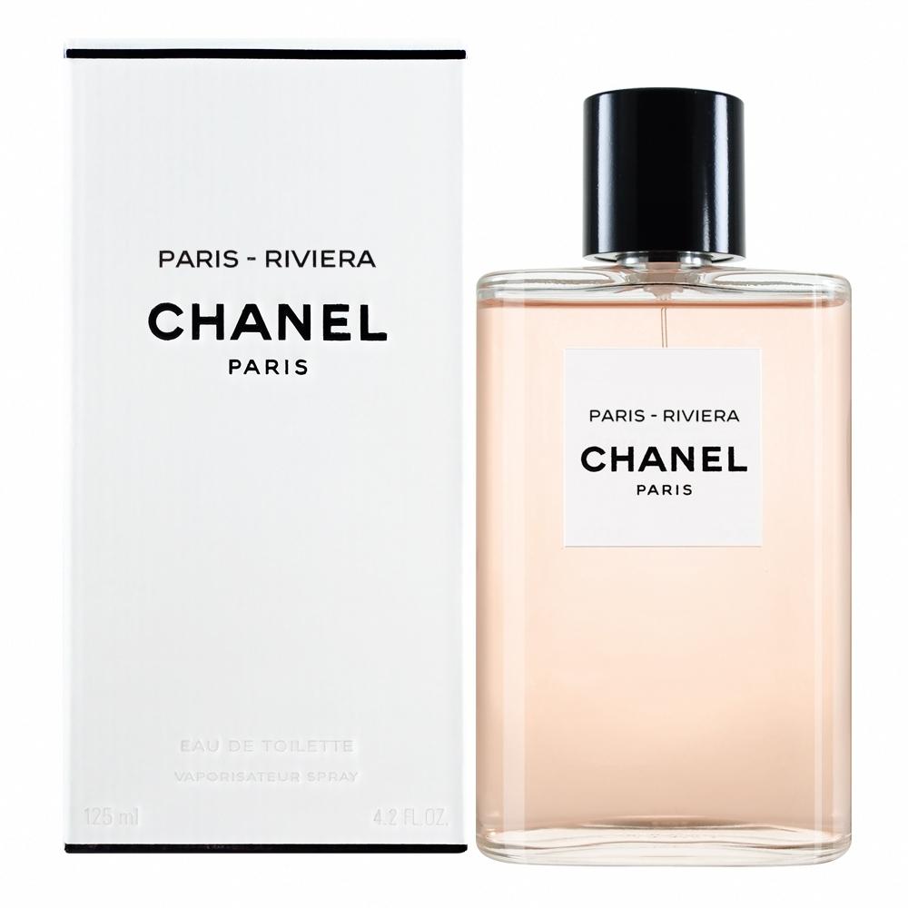 CHANEL 香奈兒 LES EAUX 淡香水系列 巴黎-蔚藍海岸 125ml