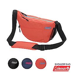 Coleman 側背包 Camera Shoulder Bag -粉橘
