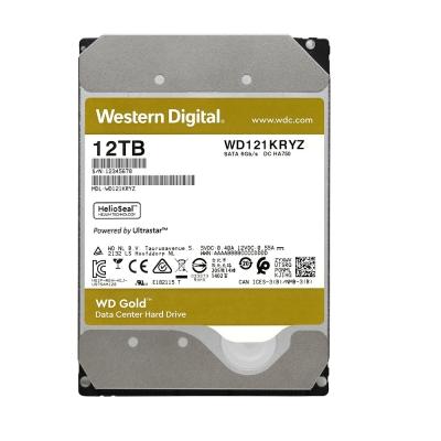 WD金標 12TB 3.5吋企業級硬碟 WD121KRYZ