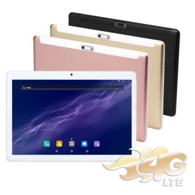 IS愛思 幻想無雙PLUS 10.1吋八核心LTE通話平板電腦(4G/64G)