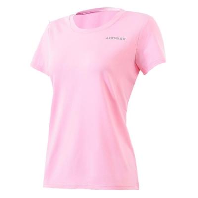 【AIRWALK】女款經典LOGOT恤-粉紅
