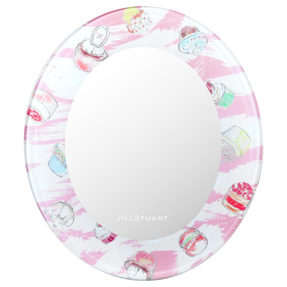 JILL STUART 甜點主義圓形立鏡