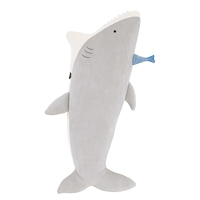 ROOMIES PARTY 鯊魚薩姆中抱枕