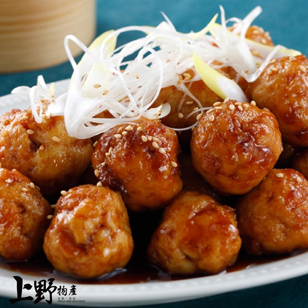 【上野物產】日式雞肉球 ( 30g±10%/顆 )x60顆