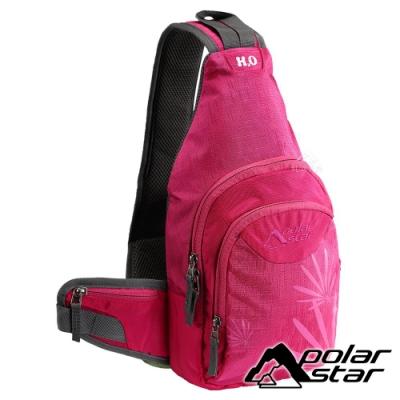【PolarStar】斜肩背包『桃紅』P15820