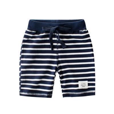 Baby童衣 美式休閒彈性加大好穿男童五分褲夏季短褲棉褲 88136