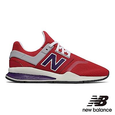 Lifestyle 247 運動時尚休閒鞋 MS247NMT-D 中性 紅色