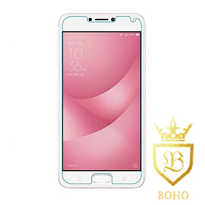 [BOHO]完全保護 鋼化玻璃保護貼 9H ZenFone 4 Max (ZC554KL)