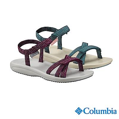 Columbia 哥倫比亞 女款-戶外休閒涼鞋-2色  UBL45300