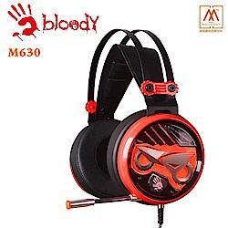 【A4 bloody】魔磁 雙核電競音樂耳機 M630