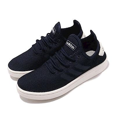 adidas 休閒鞋 Court Adapt 低筒 穿搭 女鞋