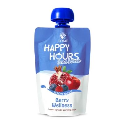 HAPPY HOURS生機纖果飲(蘋果/ 紅石榴/ 覆盆莓/ 藍莓)18包