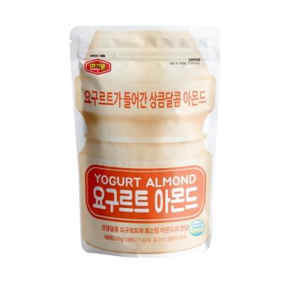 韓國Murgerbon 養樂多味杏仁果 (210g)