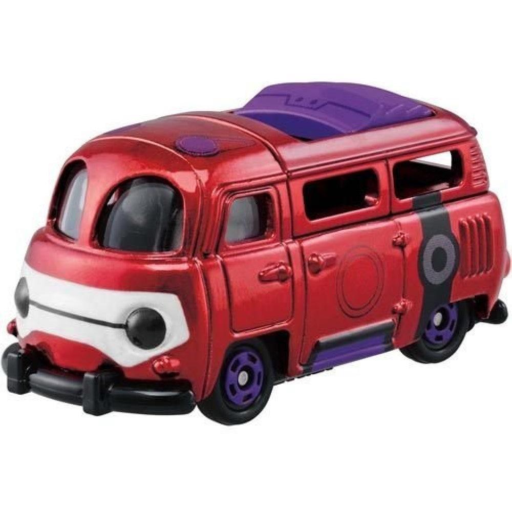 任選TOMICA大英雄天團杯麵第二版 DS82960 迪士尼小汽車