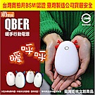 【QBER】萌寵暖手行動電源4500mAh(台灣BSMI認證)4色