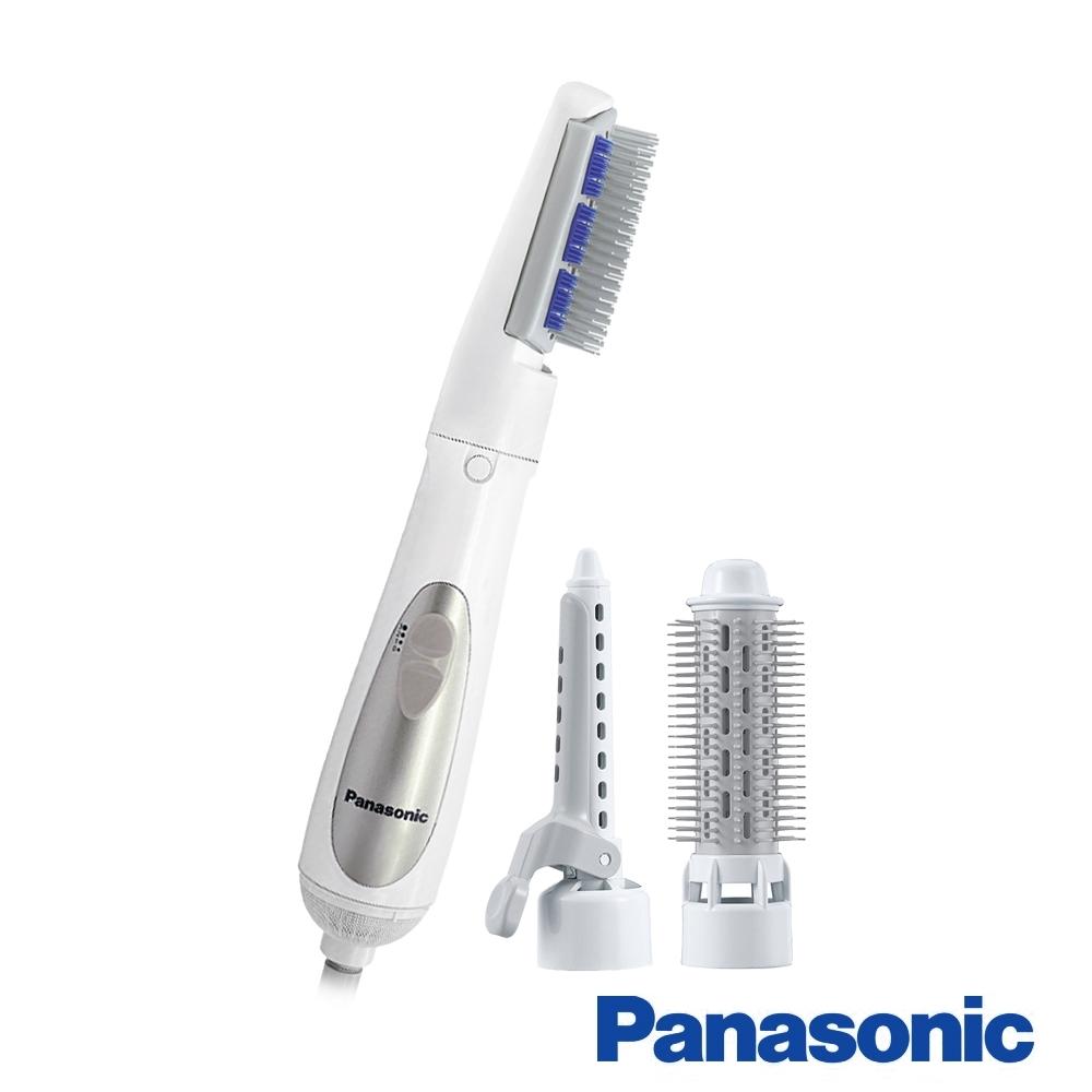 Panasonic 國際牌 三合一造型整髮梳 EH-KA31-W