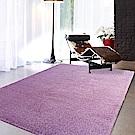 范登伯格 - 芙柔 超柔軟仿羊毛地毯 - 藕紫 (160 x 240cm)
