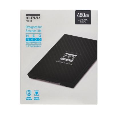 KLEVV 科賦 NEO N400 480GB 2.5吋 SATAIII 7mm固態硬碟
