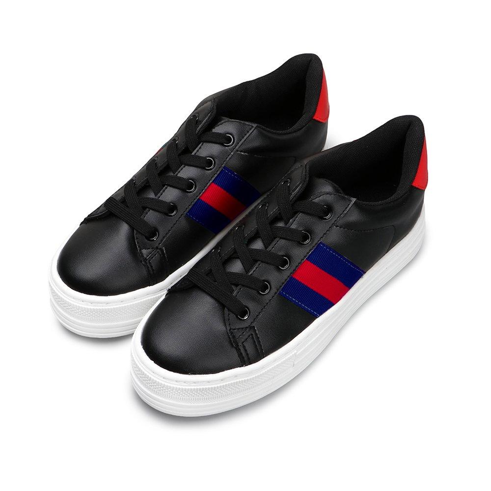 BuyGlasses 美麗百分百休閒鞋-黑