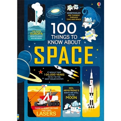 100 Things To Know About Space 外太空的100個知識書
