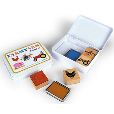 Stamp Sets Farmyard 印章組-農場