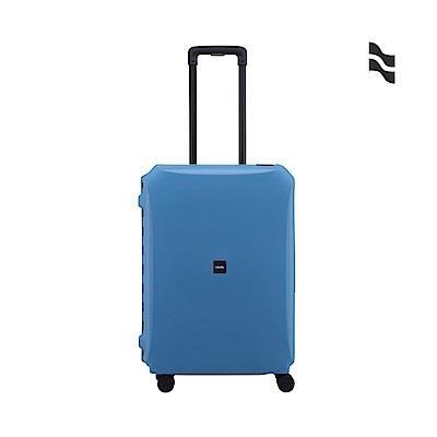 LOJEL VOJA 26吋 PP框架拉桿箱 行李箱 藍色