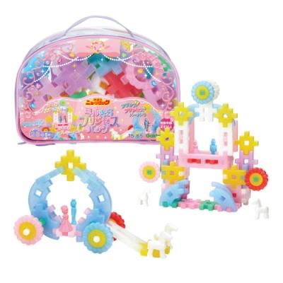 Gakken-日本學研益智積木-閃亮公主組合包(STEAM教具玩具)