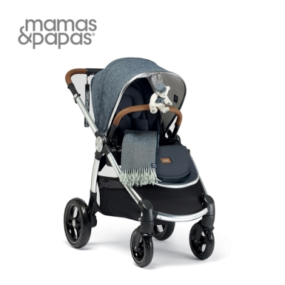 【Mamas & Papas】Ocarro x Moon聯名雙向手推車(薩佛街)