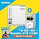 QNAP 威聯通 TS-351-2G 3Bay NAS+Seagate 4TB 3.5吋硬碟 product thumbnail 1
