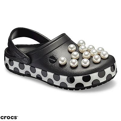Crocs 卡駱馳 (中性鞋) 永恆系列卡駱班珍珠克駱格 205438-0EC