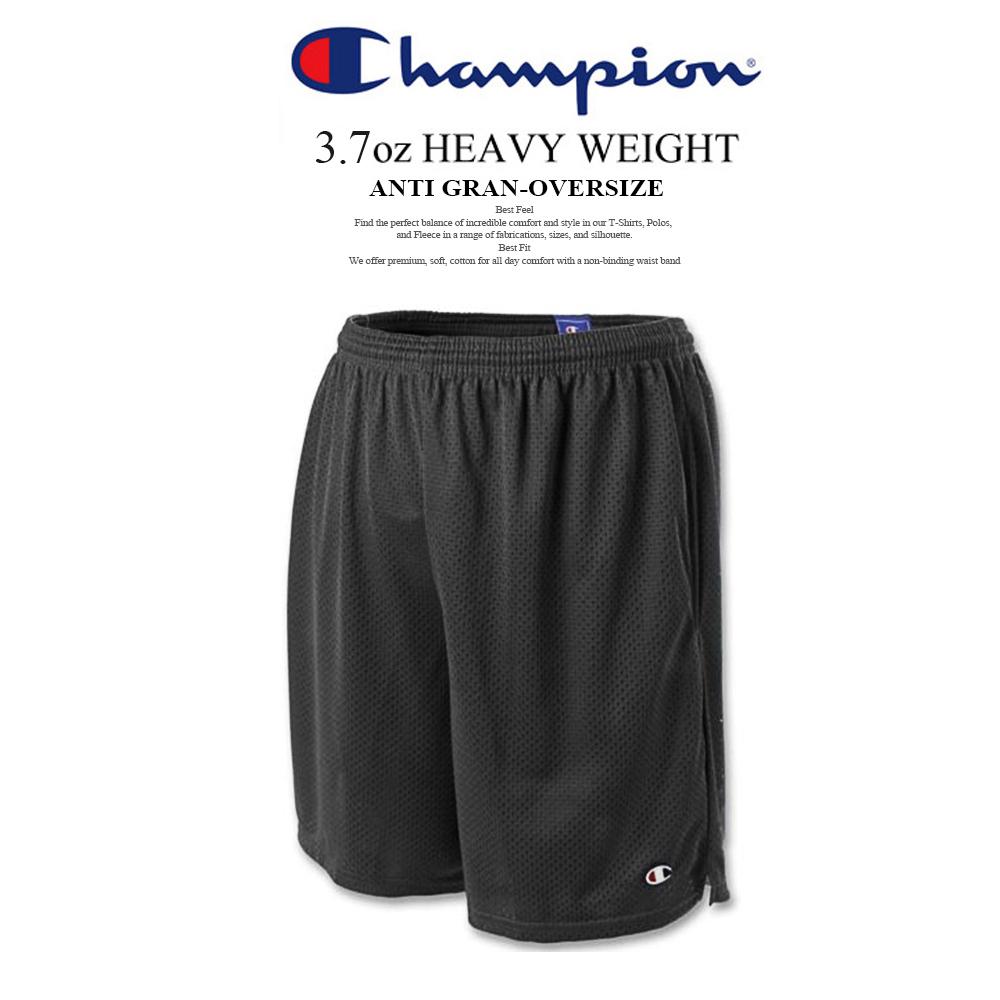 冠軍CHAMPION BASEBALL美規網眼球褲 抽繩短褲