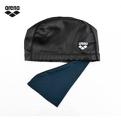arena 矽膠髮帶泳帽(長髮適用) FAR-8905