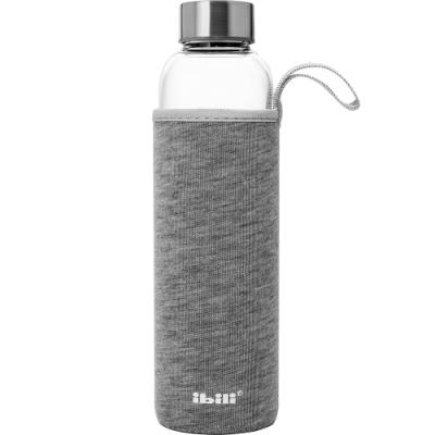 《IBILI》附套玻璃水壺(灰750ml)