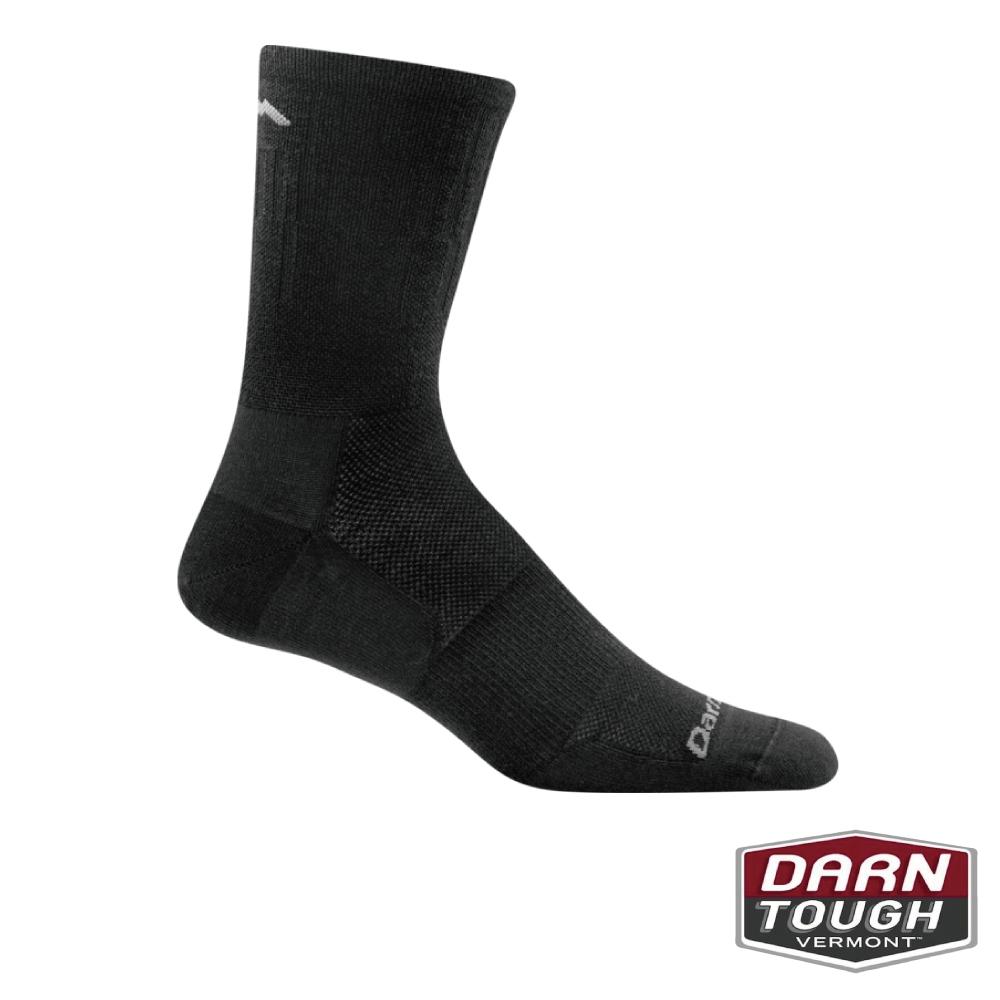 【美國DARN TOUGH】男羊毛襪BREAKAWAY自行車襪(2入隨機)