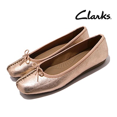 Clarks 平底鞋 Un Freckle Ice 女鞋