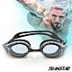 TRANSTAR 泳鏡 抗UV塑鋼鏡片-按鍵式扣帶-9450 product thumbnail 1