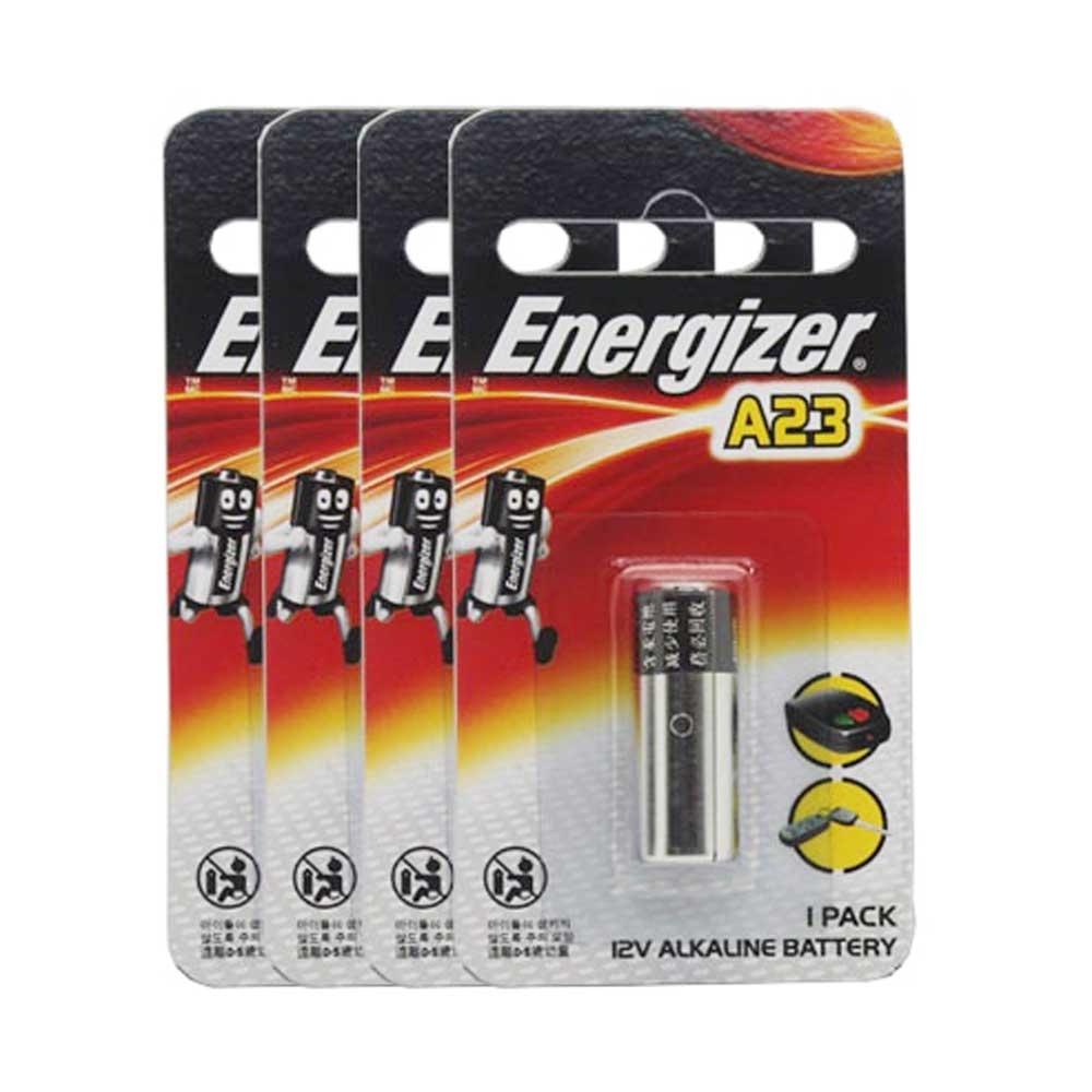勁量 A23 遙控器電池4入