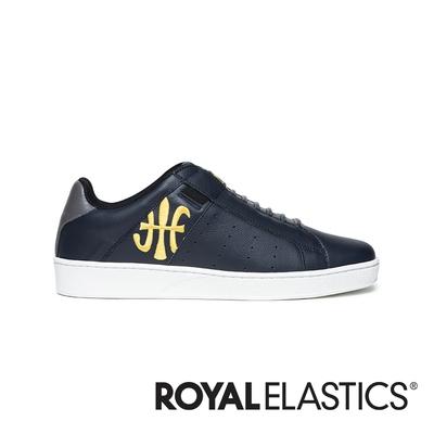 ROYAL ELASTICS ICON 深藍黃休閒鞋 (男) 01912-538