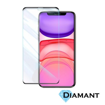 Dianmant iPhone11 無邊不遮屏高透防刮玻璃保護膜