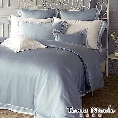 (活動)Tonia Nicole東妮寢飾 伊莉莎白100%萊賽爾天絲被套床包組(雙人)