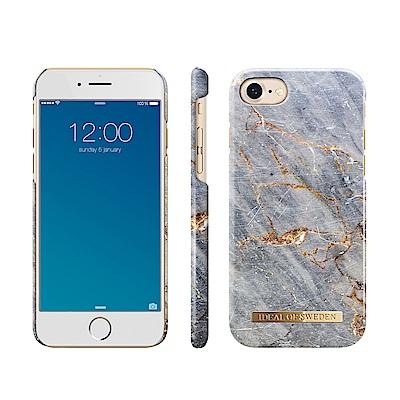 iDeal iPhone 6/7/8 瑞典大理石紋手機保護殼-義大利西恩納皇家灰
