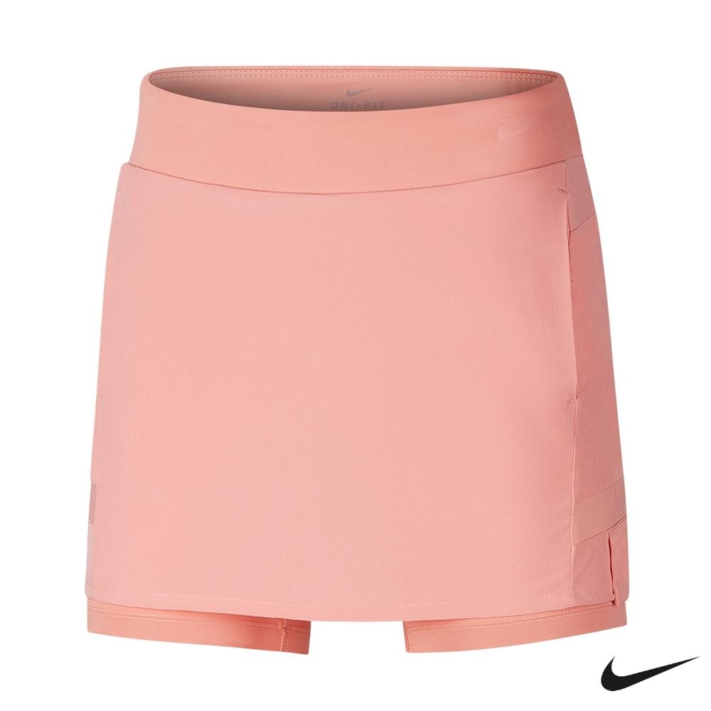 Nike Golf 女 15吋高爾夫褲裙 粉 AV3652-606