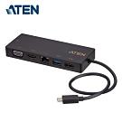ATEN USB-C 5合1迷你擴充基座(UH3236)