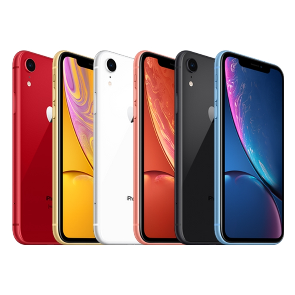 【福利品】Apple iPhone XR 64GB 智慧手機