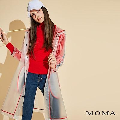 MOMA 防潑水連帽外套