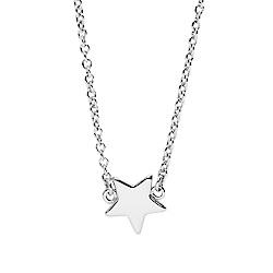 Pura Vida 美國手工 Star 銀色魅力之星墜飾項鍊