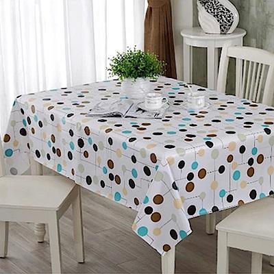 Conalife 時尚環保防油防水萬用桌巾 (2入)