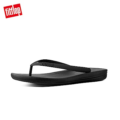 FitFlop IQUSHION夾腳涼鞋黑色