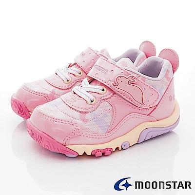 日本Carrot機能童鞋 速乾公園鞋款 TW2214粉(中小童段)